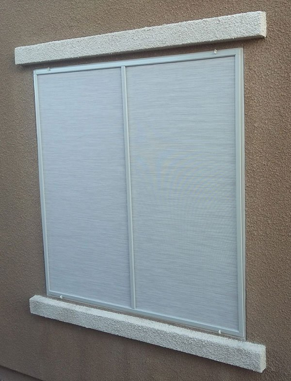 solar screen review customer photo