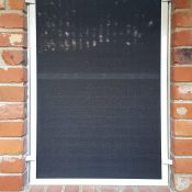 Solar Screen w/ Brick Clips