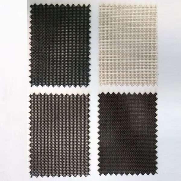 Solar Screen Sample Pieces