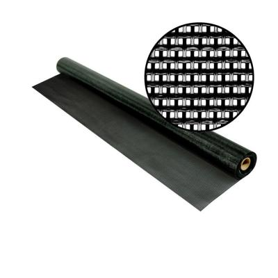Black - Bulk Solar Screen Fabric - Phifer Suntex 80%