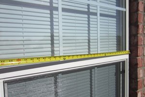 how to measure windows for solar screens